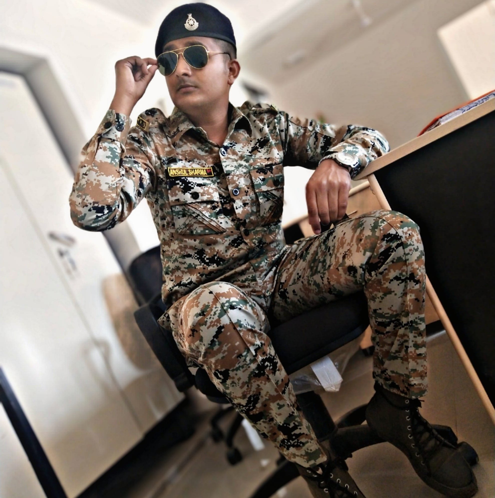 Ansh Sharma