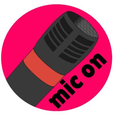 mic on