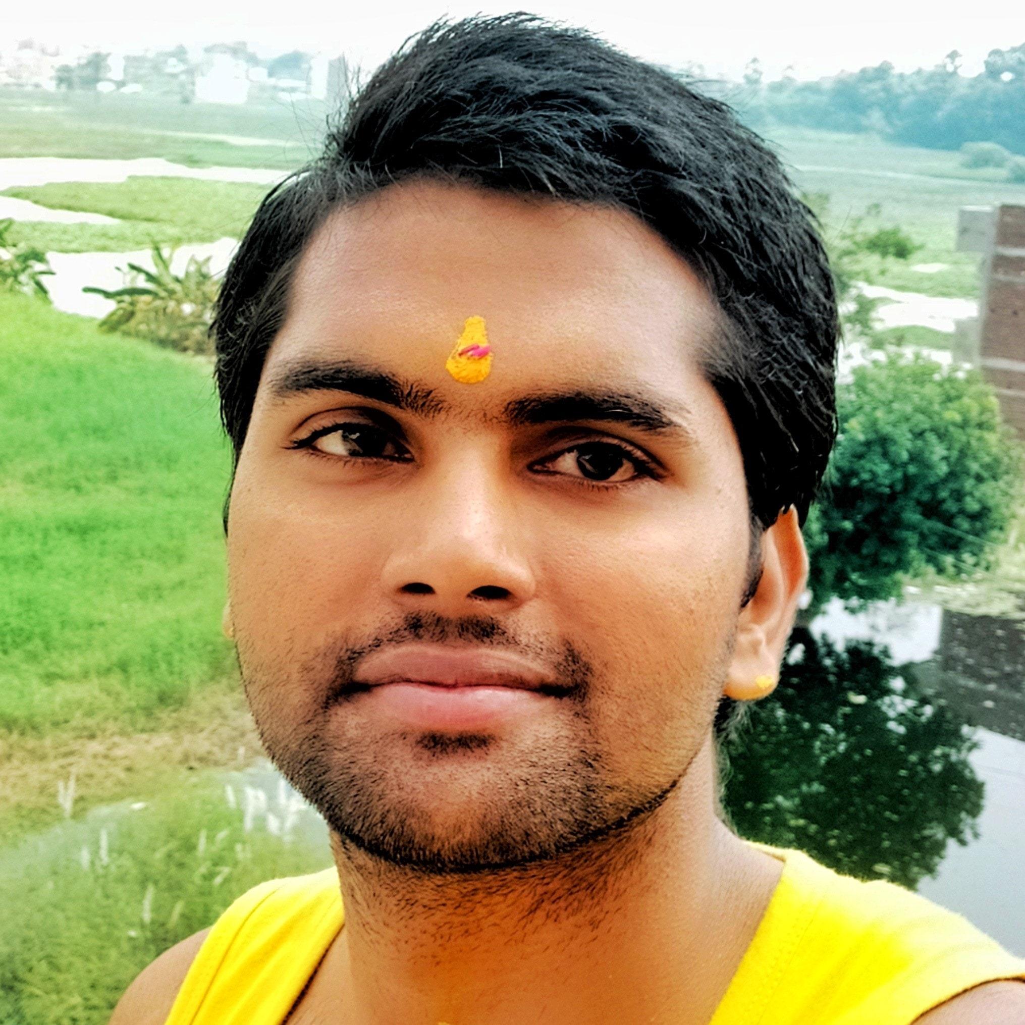 Udhav Krishna